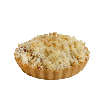 Apple Berry Crumble Tart