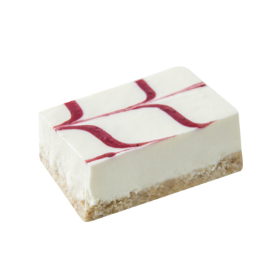 Berry Set Cheesecake Slab